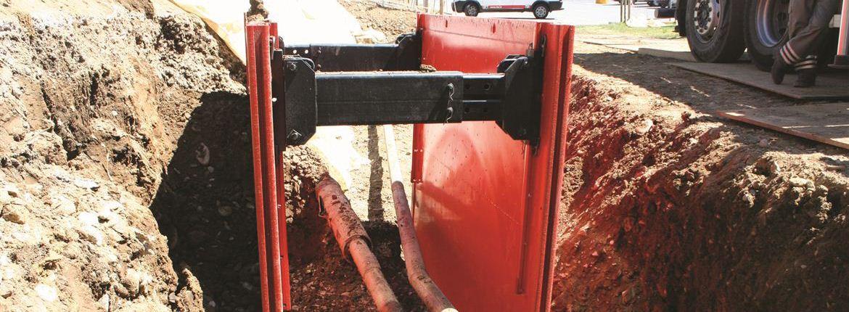 armatura scavi