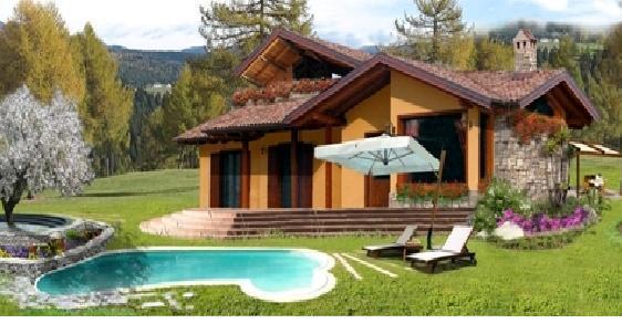 Costruire casa su terreno agricolo news dal mondo - Case in legno mobili ...