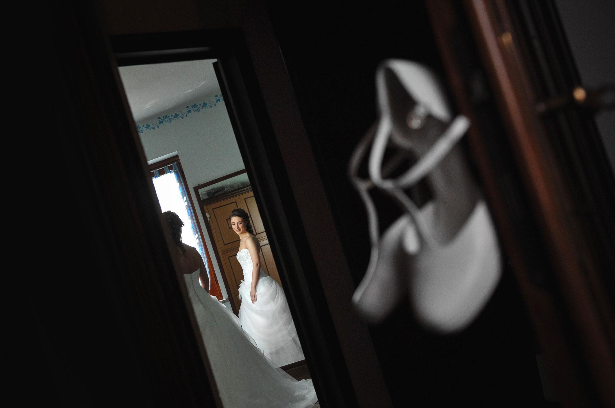 abiti sposa cuneo