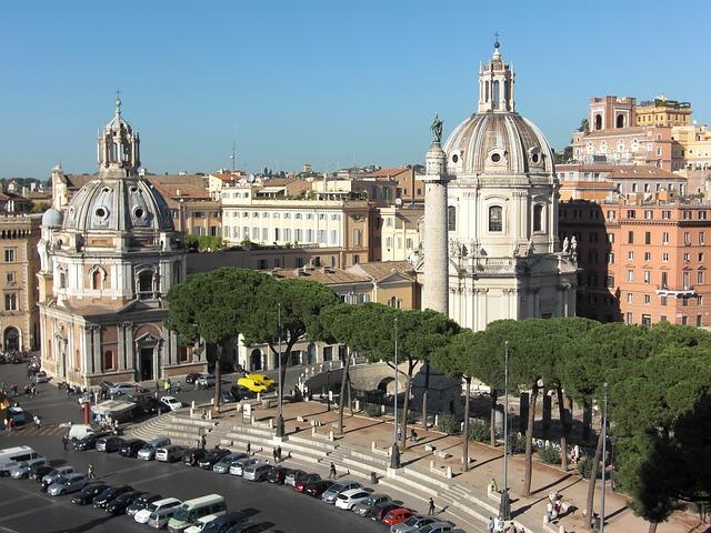 Eventi in piazza a Capodanno Roma