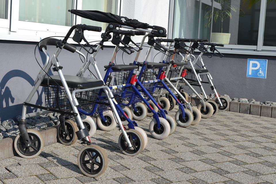 Deambulatori efficaci per i disabili