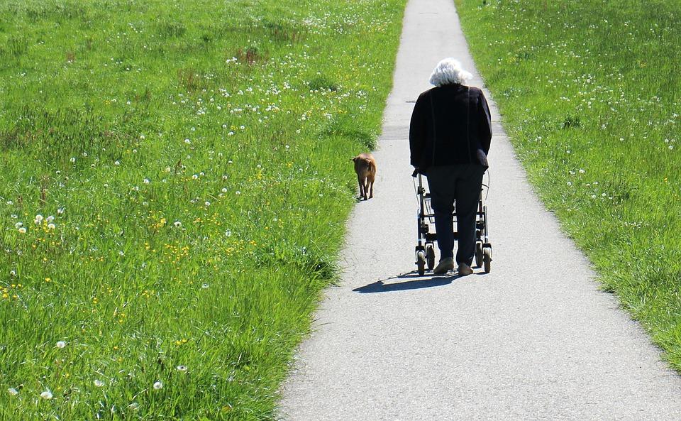 I deambulatori per anziani